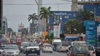 Oxford Street, Osu Accra