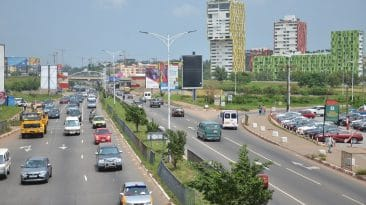Tetteh Quarshie Interchange, Accra